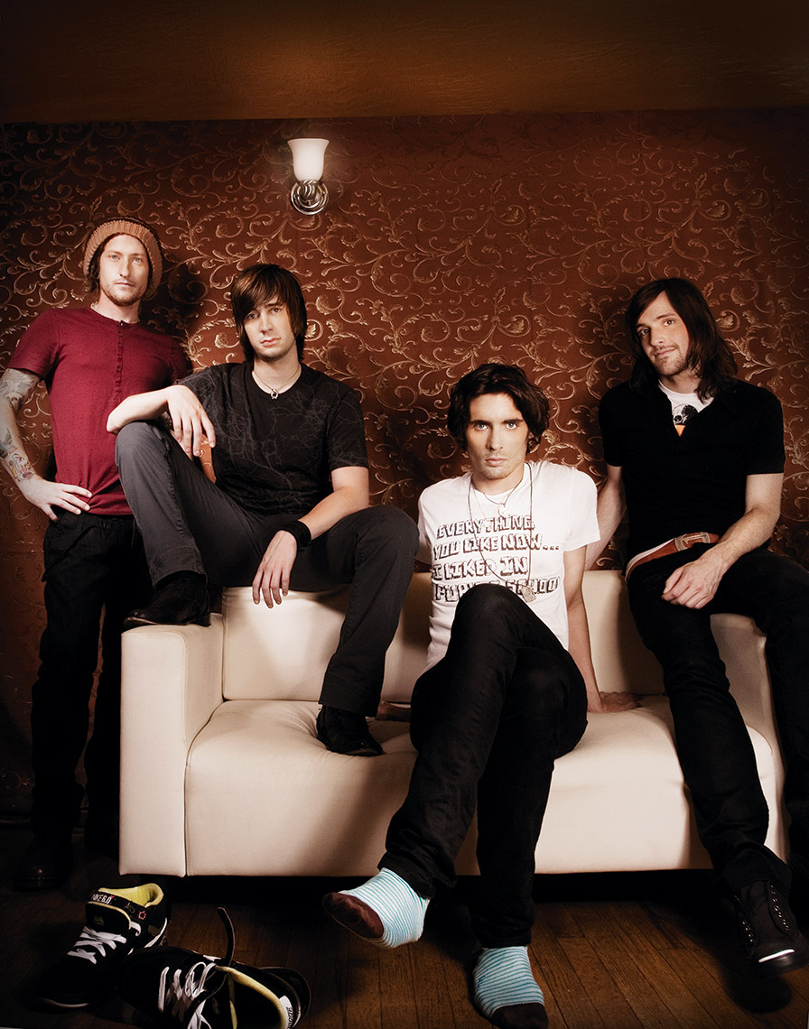All American Rejects by Carrie Schechter for AP Magazine