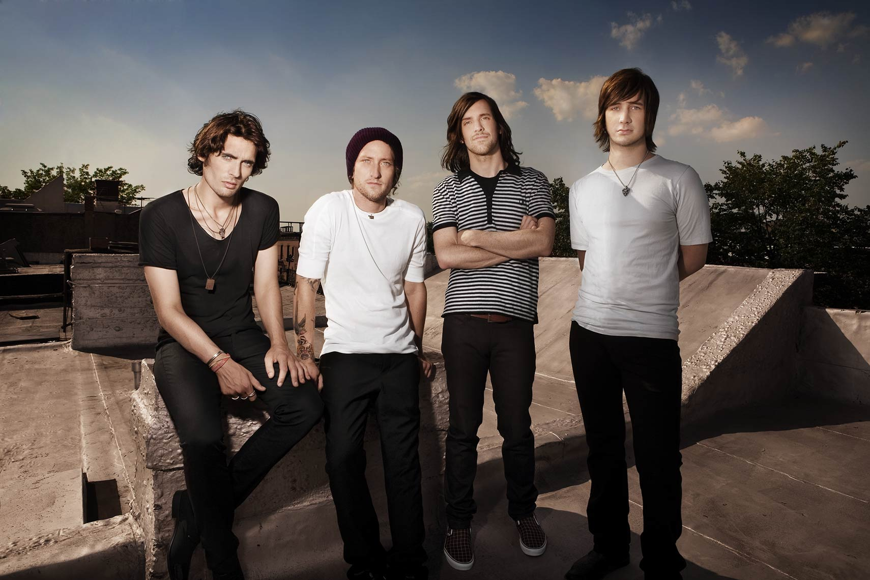 All American Rejects by Carrie Schechter for Interscope Records